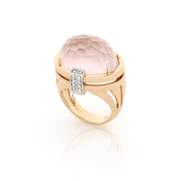 Les Bonbons Paris Pink Ring