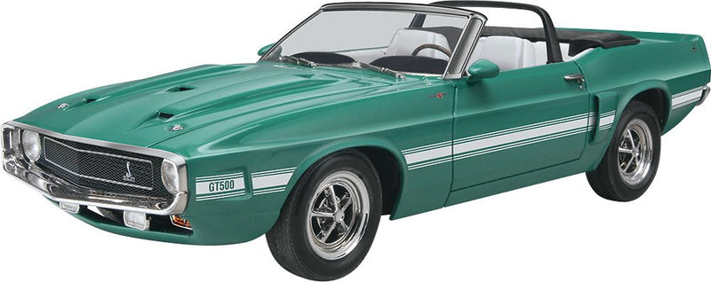 '69 SHELBY GT500 CONVERTIBLE - REVELL 1/25