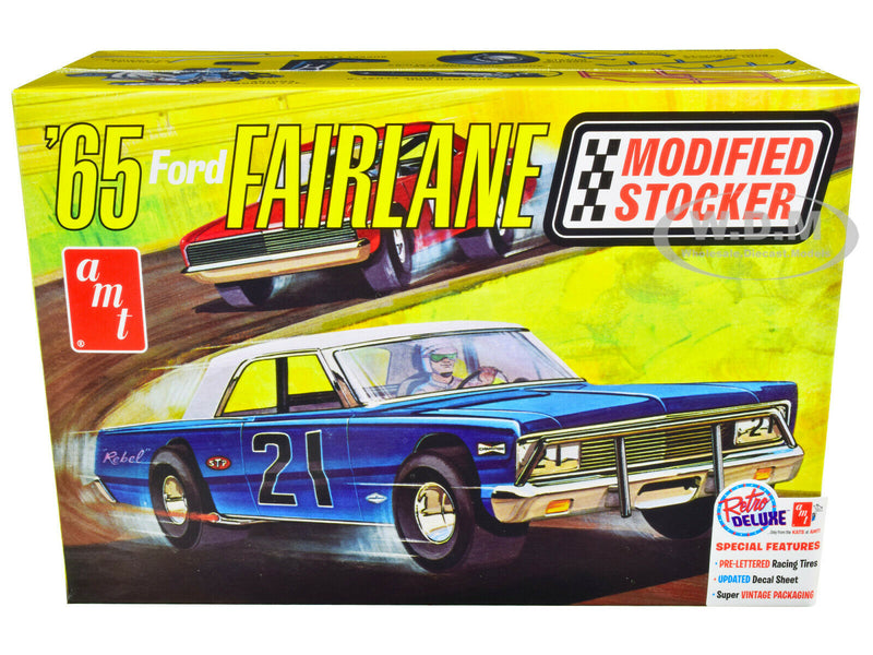 '65 FORD FAIRLINE MODIFIED STOCKER - AMT 1/25
