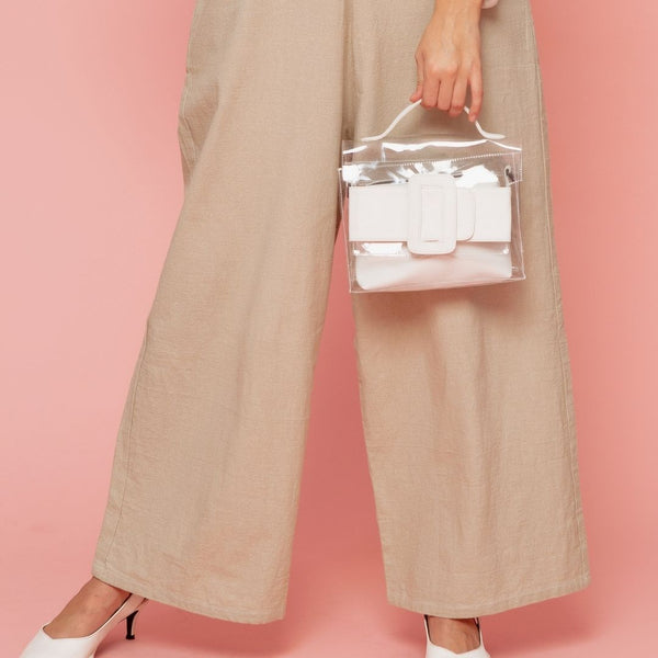 Sanaa Bag White