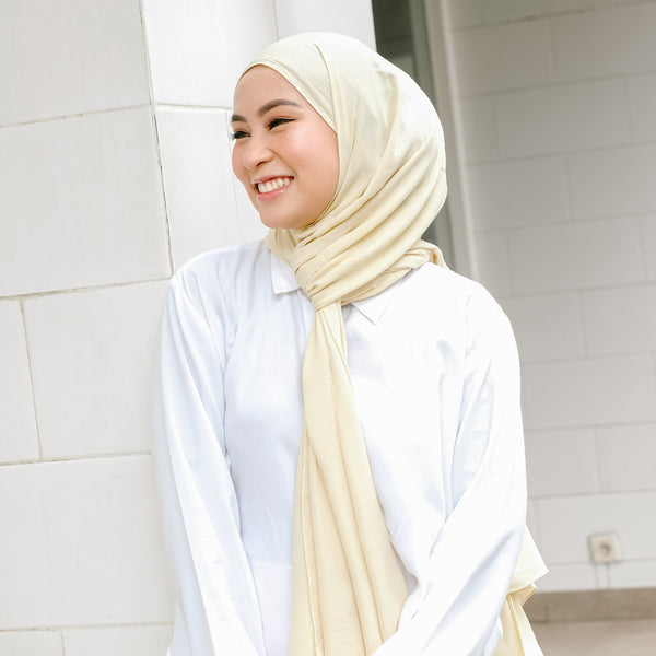 Kana Shawl Cream