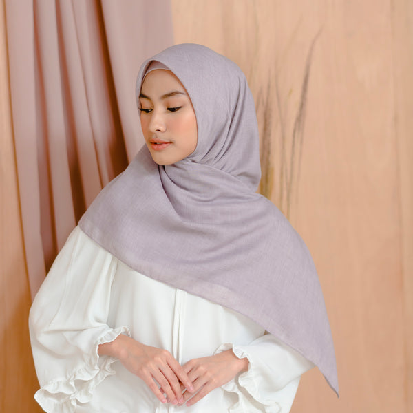 Lesaa Square Dove Grey