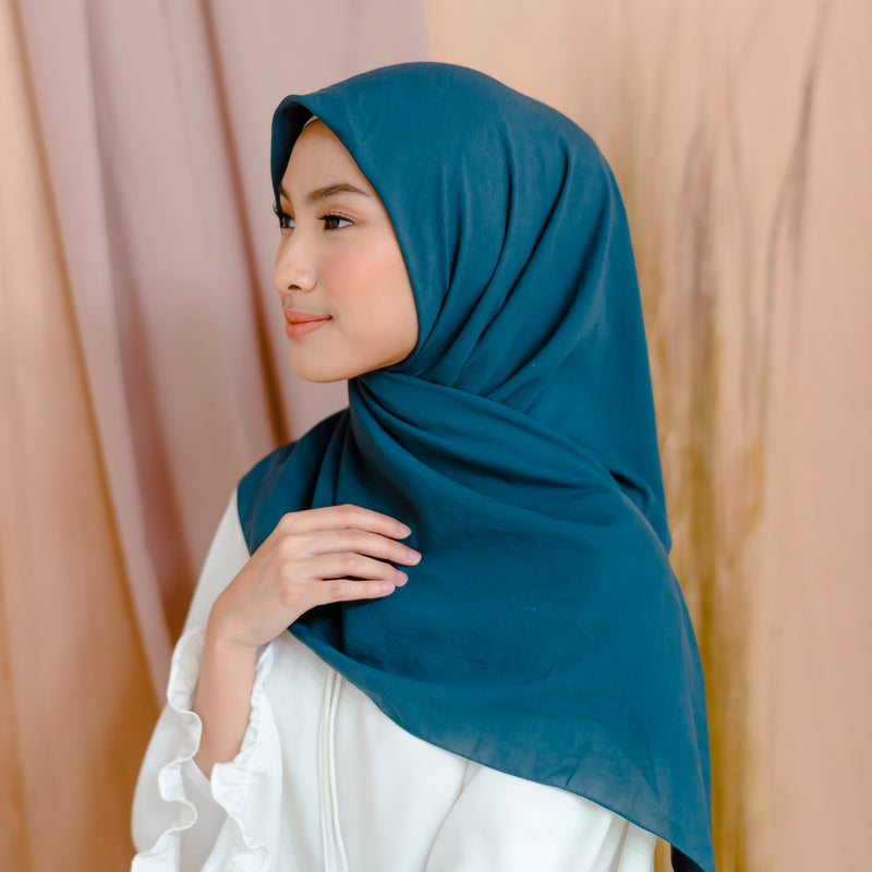 Detaa Square Medium Blue