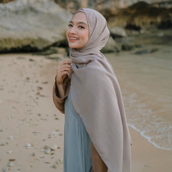 Naya Shawl Wheat