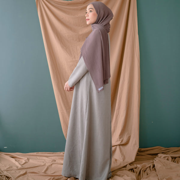 Laraya Dress Dove Grey