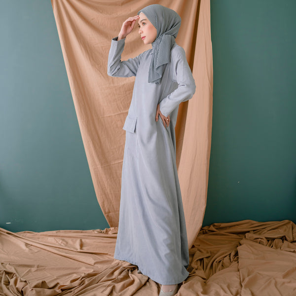 Laraya Dress Grey
