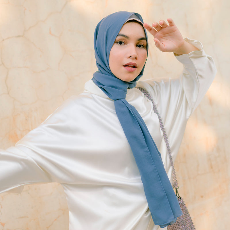 Detaa Shawl Denim