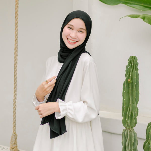 Kana Shawl Black