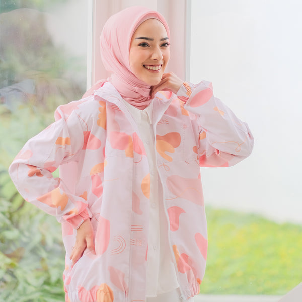Jacket Series Pink Candy