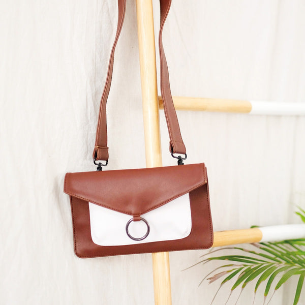 Hanara Bag Brown