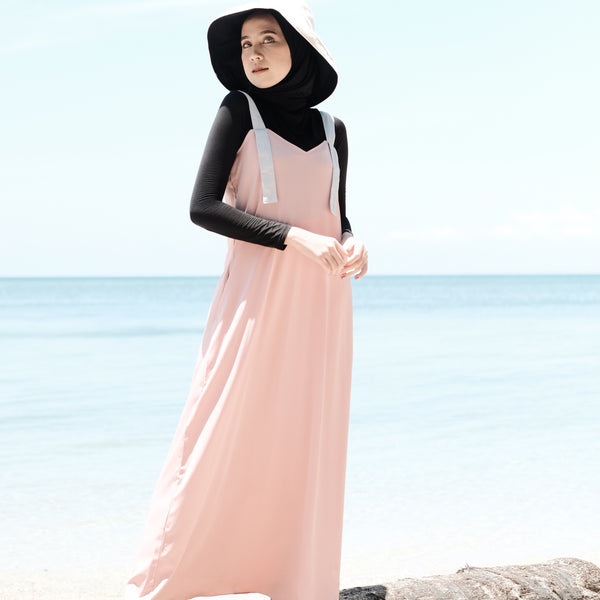 Bella Overall Pink