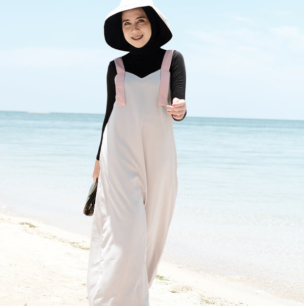 Bella Overall Dove Grey