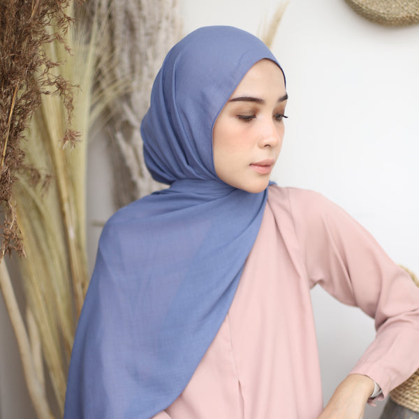 Mima Shawl Denim