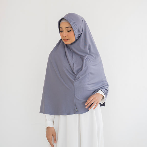 Zaina Big Instan Stone Grey