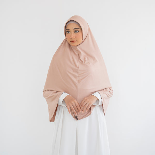 Zaina Big Instan Nude Cream
