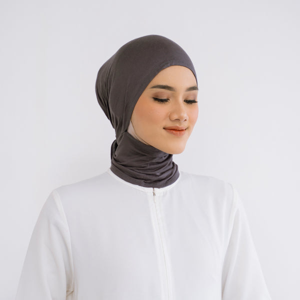 Lozy Inner Neck Dark Grey