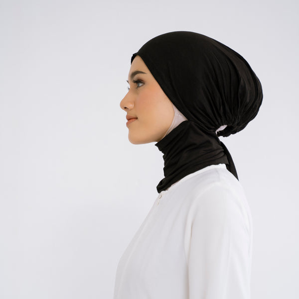Lozy Inner Neck Black