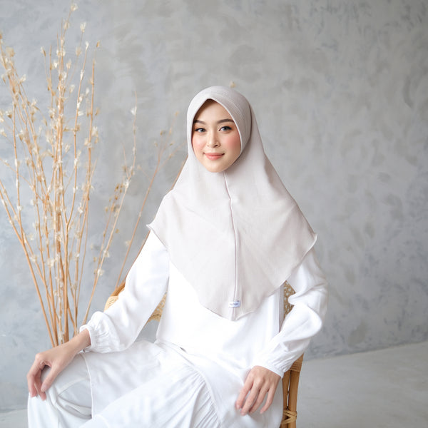 Aiza Instan Light Grey