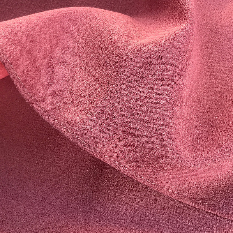 Woody Square Dusty Pink
