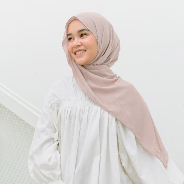 Kana Shawl Nude Cream