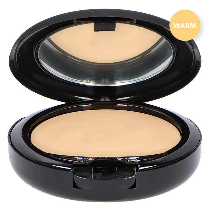 Face It Cream Foundation Medium Yellow