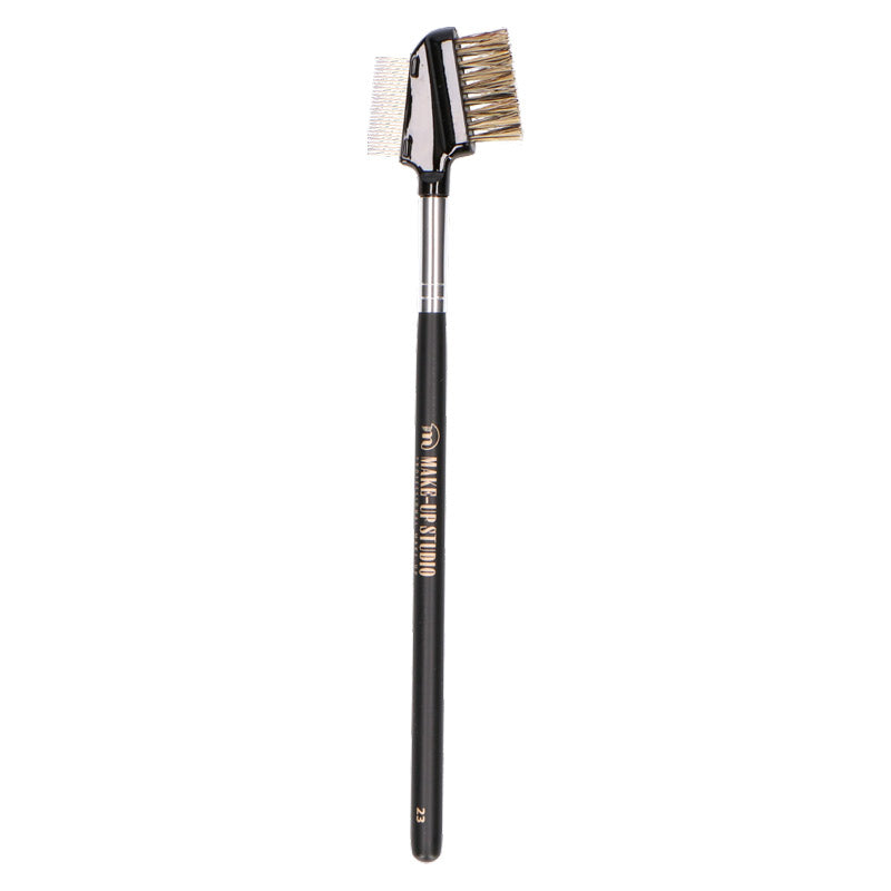 No. 23 Eyelash Brush & Metal Comb