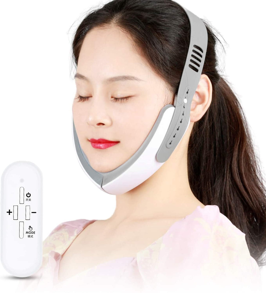 Electric V-Face Shaping Massager Micro-Current Face Slimming Vibration Massager Therapy