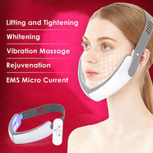 Load image into Gallery viewer, Electric V-Face Shaping Massager Micro-Current Face Slimming Vibration Massager Therapy