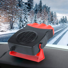 Load image into Gallery viewer, BBGear Portable Electronic Car Heater Auto Heater Fast Heating & Cooling Fan Vehicle Defogger Defrost 12V 150W