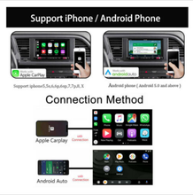 Load image into Gallery viewer, C1 Wired Carplay USB Dongle Support Android IOS, Auto Mirroring/Smartphone Link Receiver IOS SIRI Voice Control/Google Maps