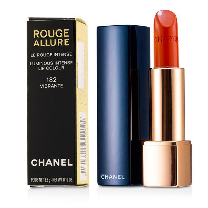 Rouge Allure ملون شفاه مكثف مضئ - # 182 Vibrante-Make Up-Chanel-3145891601824-جمانه