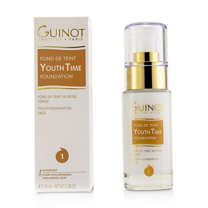 أساس الوجه Youth Time - # 1-Make Up-Guinot-3500465050307-جمانه