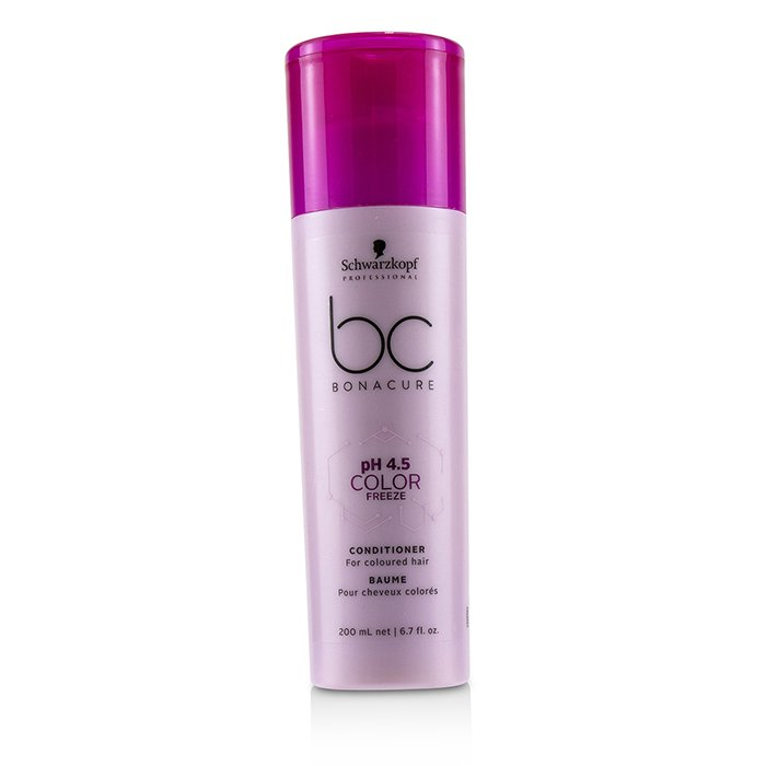 بلسم BC Bonacure pH 4.5 Color Freeze (للشعر المصبوغ)-Hair Care-Schwarzkopf-4045787429237-جمانه