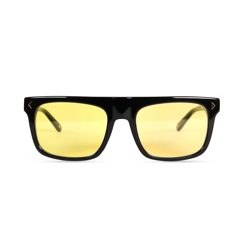 Bailey PRYZMEYEWEAR Black Yellow