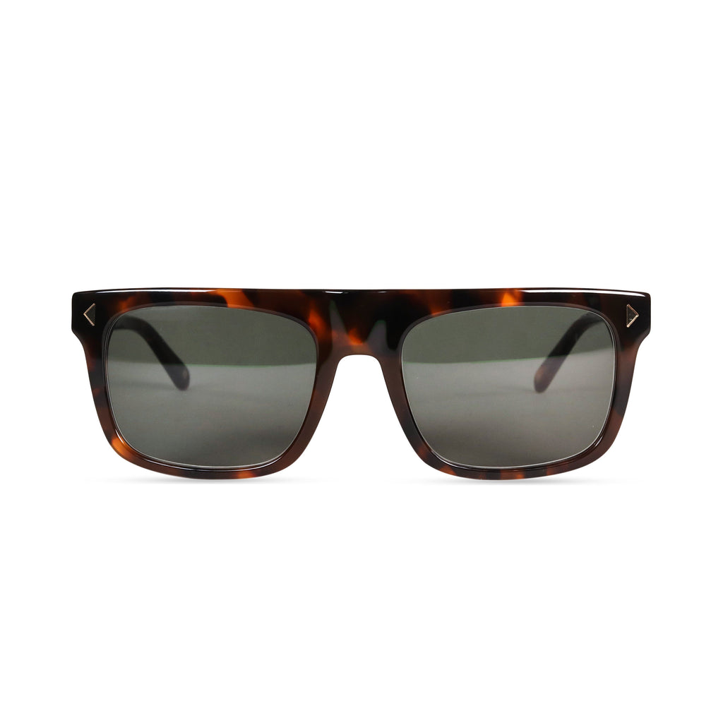 Bailey PRYZMEYEWEAR Dark Tortoise Green