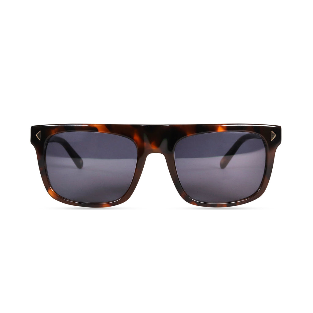 Bailey PRYZMEYEWEAR Dark Tortoise Grey