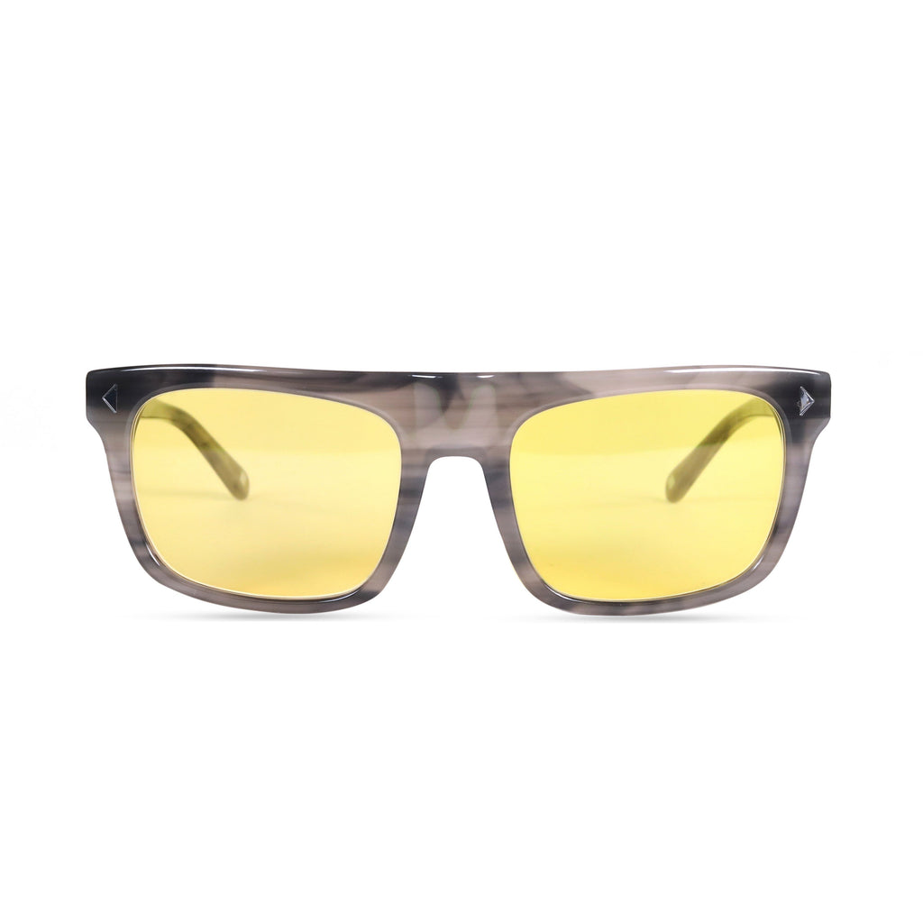 Bailey PRYZMEYEWEAR Slate Grey Yellow