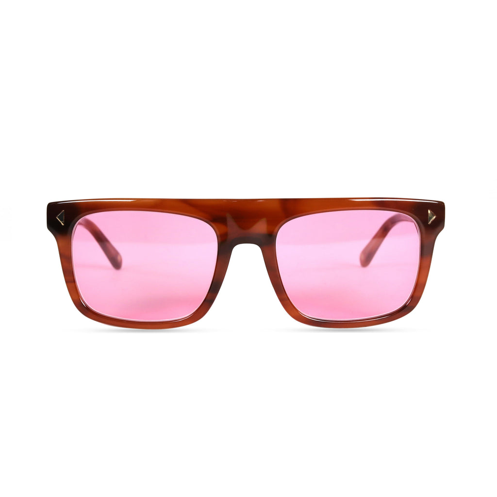Bailey PRYZMEYEWEAR Light Brown Pink