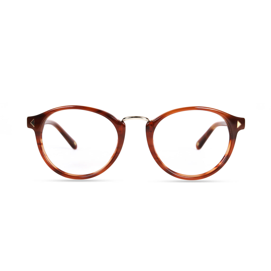 Callum PRYZMEYEWEAR Light Brown