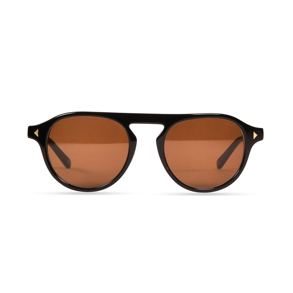 Idris PRYZMEYEWEAR Black Brown