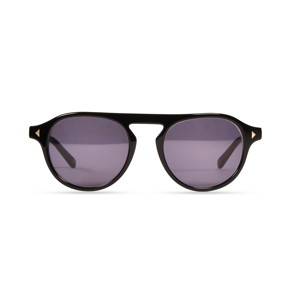Idris PRYZMEYEWEAR Black Grey