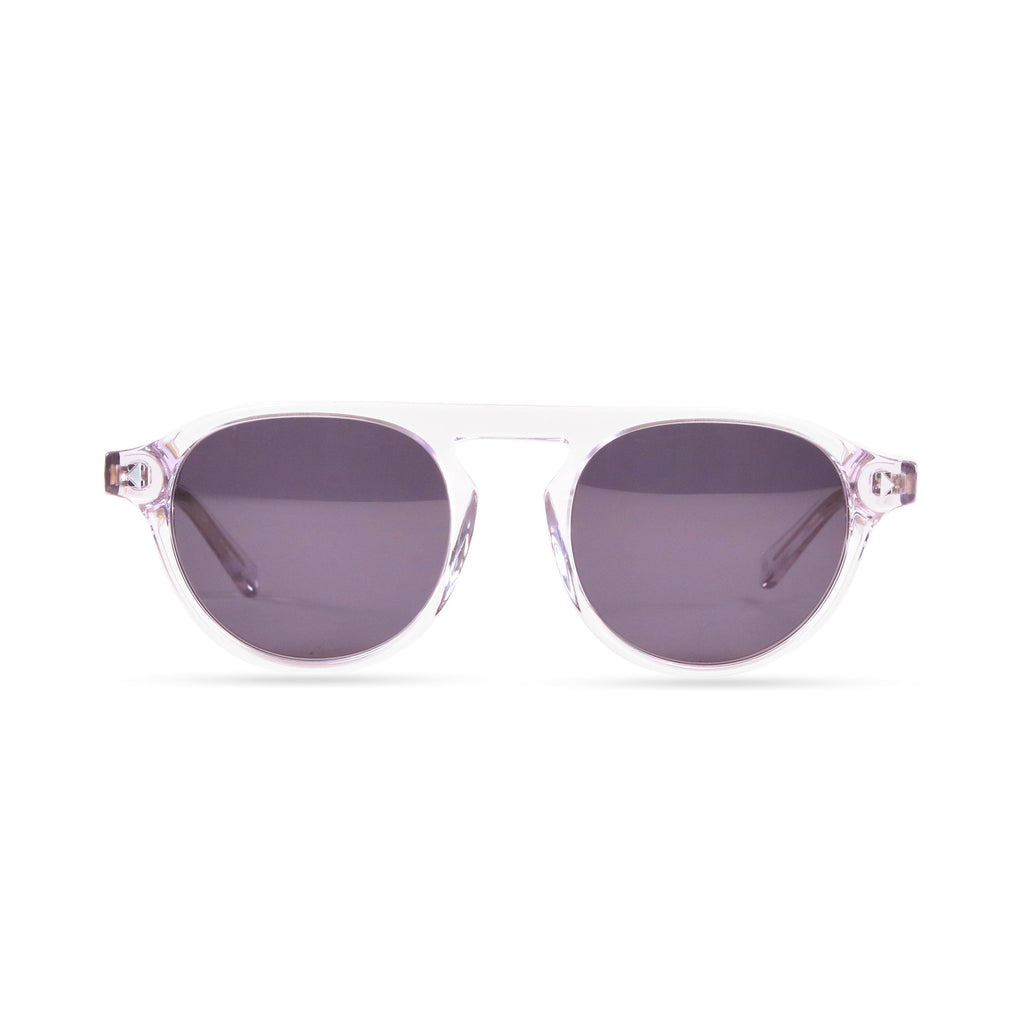 Idris PRYZMEYEWEAR Crystal Grey