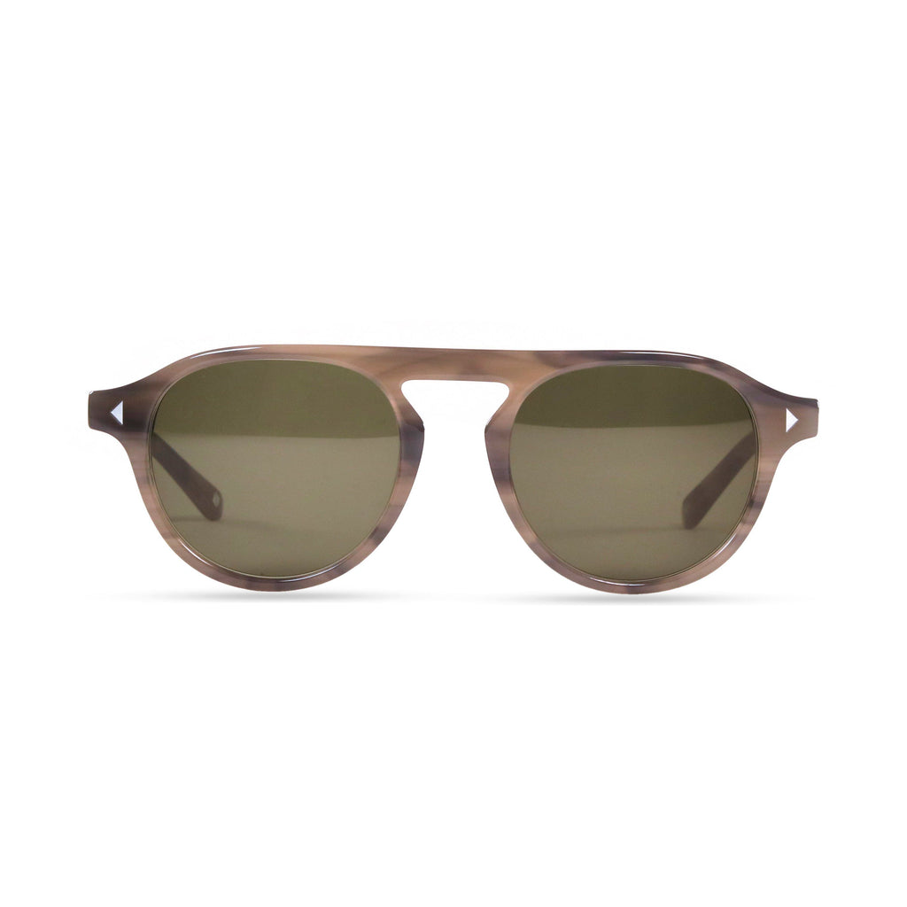 Idris PRYZMEYEWEAR Slate Grey Green
