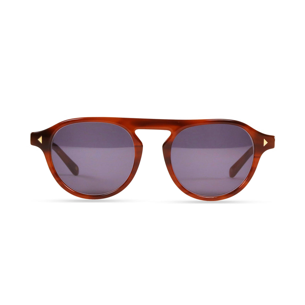 Idris PRYZMEYEWEAR Light Brown Grey