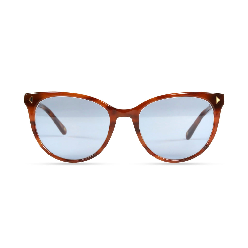 Laila PRYZMEYEWEAR Light Brown Blue