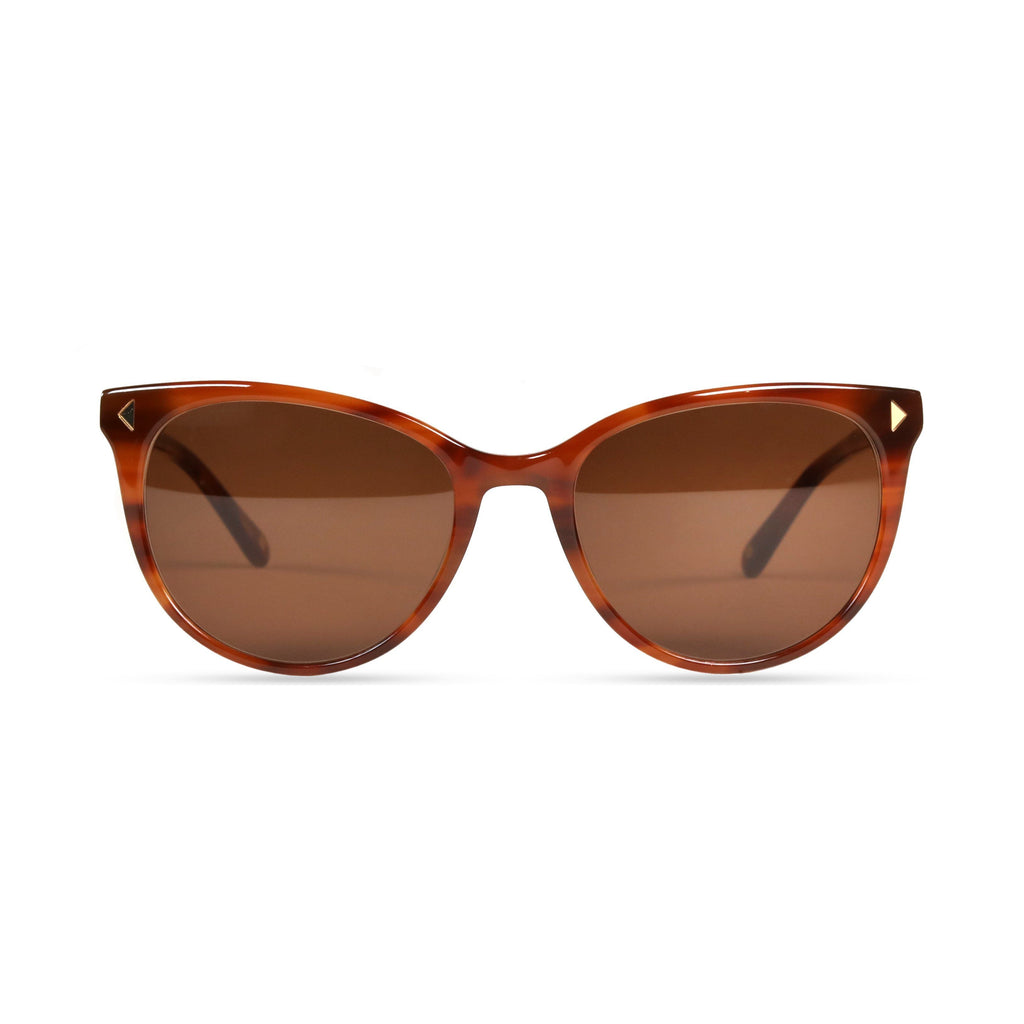 Laila PRYZMEYEWEAR Light Brown Brown