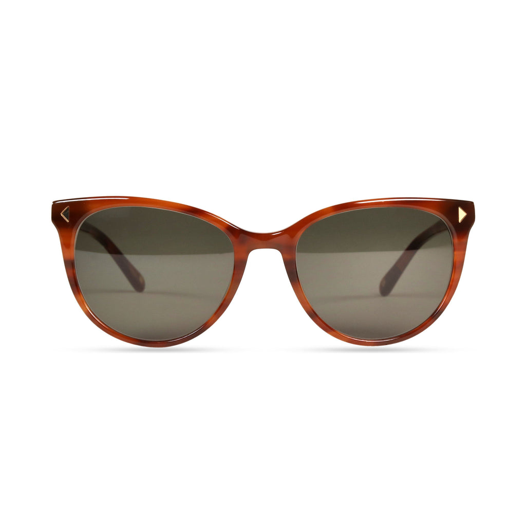 Laila PRYZMEYEWEAR Light Brown Green