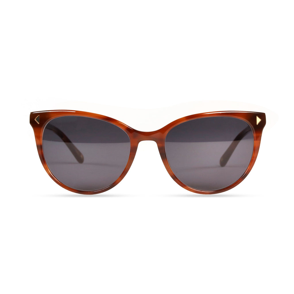 Laila PRYZMEYEWEAR Light Brown Grey