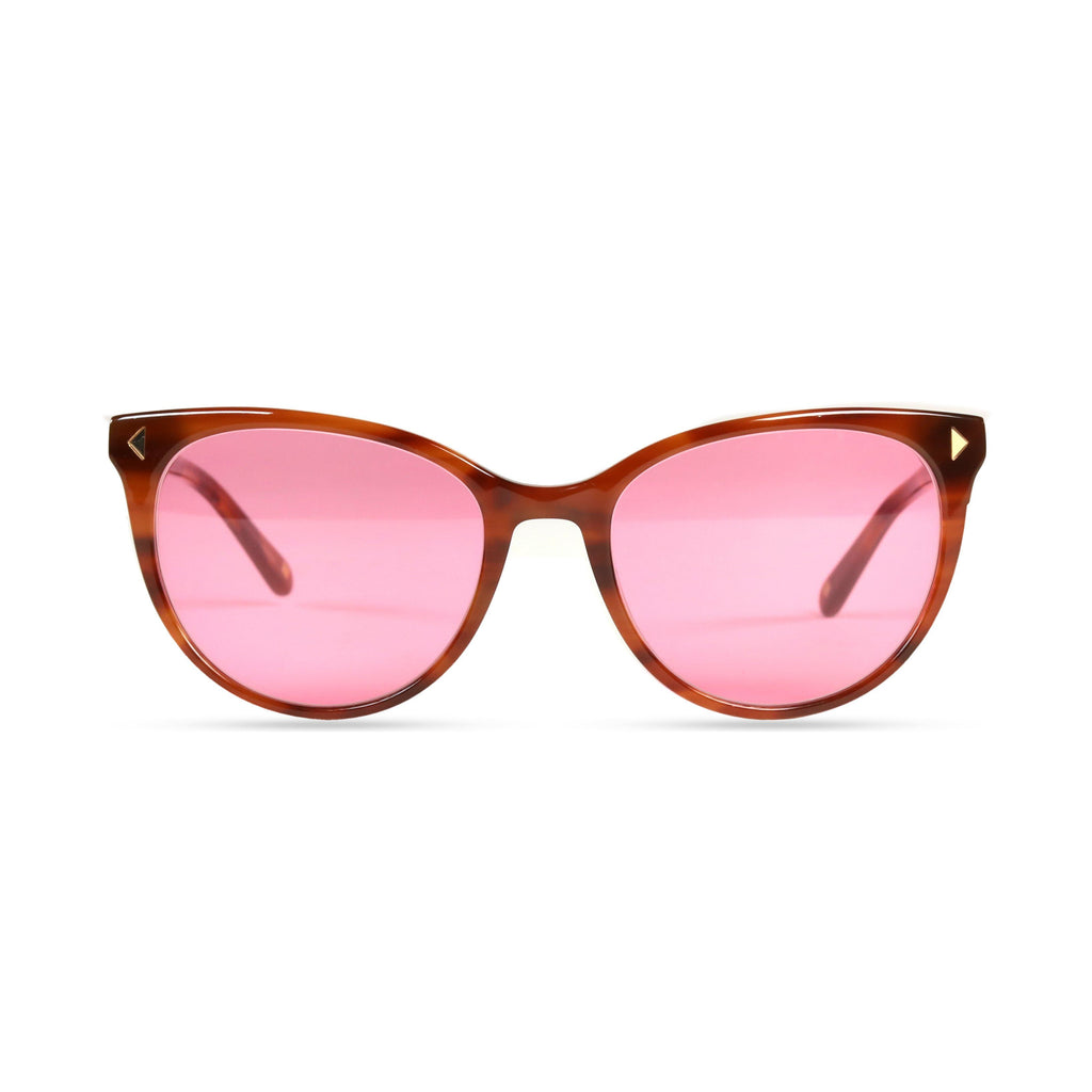 Laila PRYZMEYEWEAR Light Brown Pink