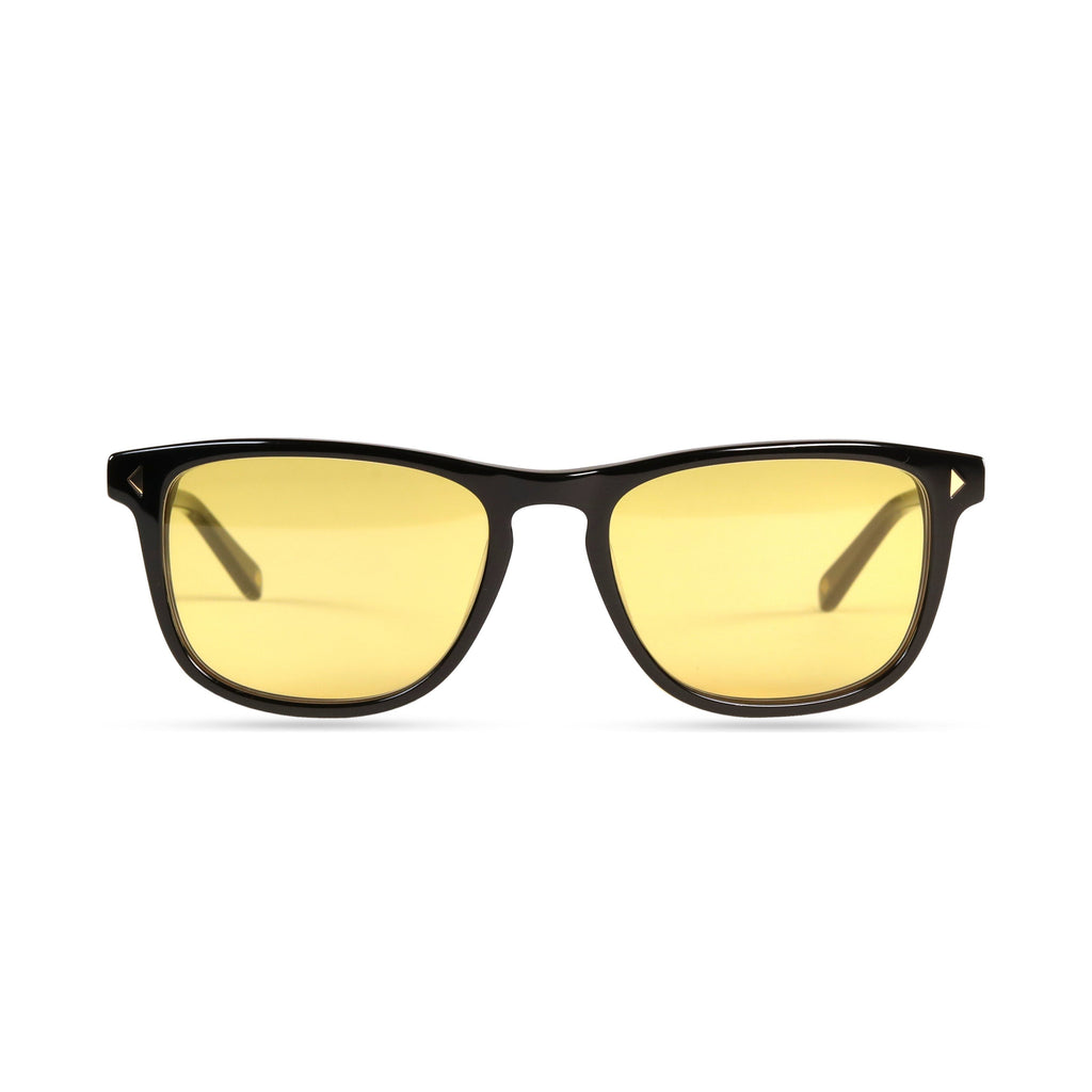 Milo PRYZMEYEWEAR Black Yellow